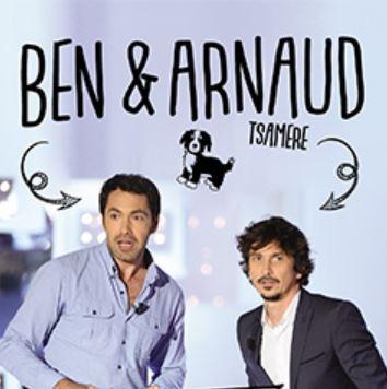 Ben et Arnaud Tsamère