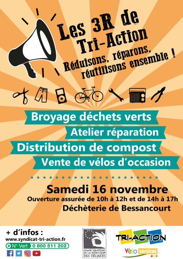 3R Tri Action 16 novembre 2019 à Bessancourt