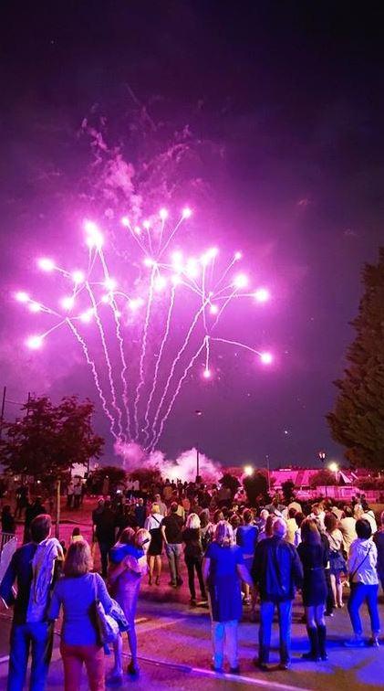 Feux d'artifice 2019 - Montmagny