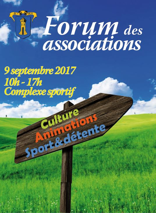 Forum des associations Saint-Prix