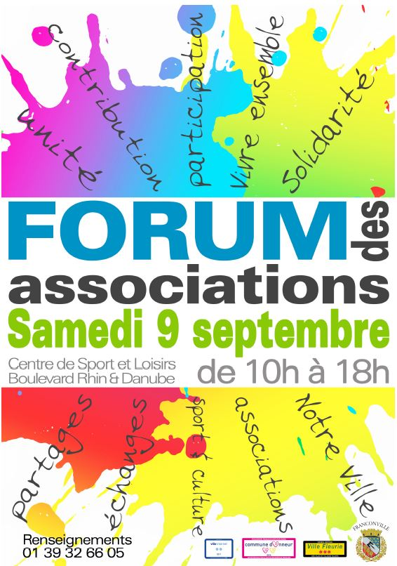 forum des associations Franconville