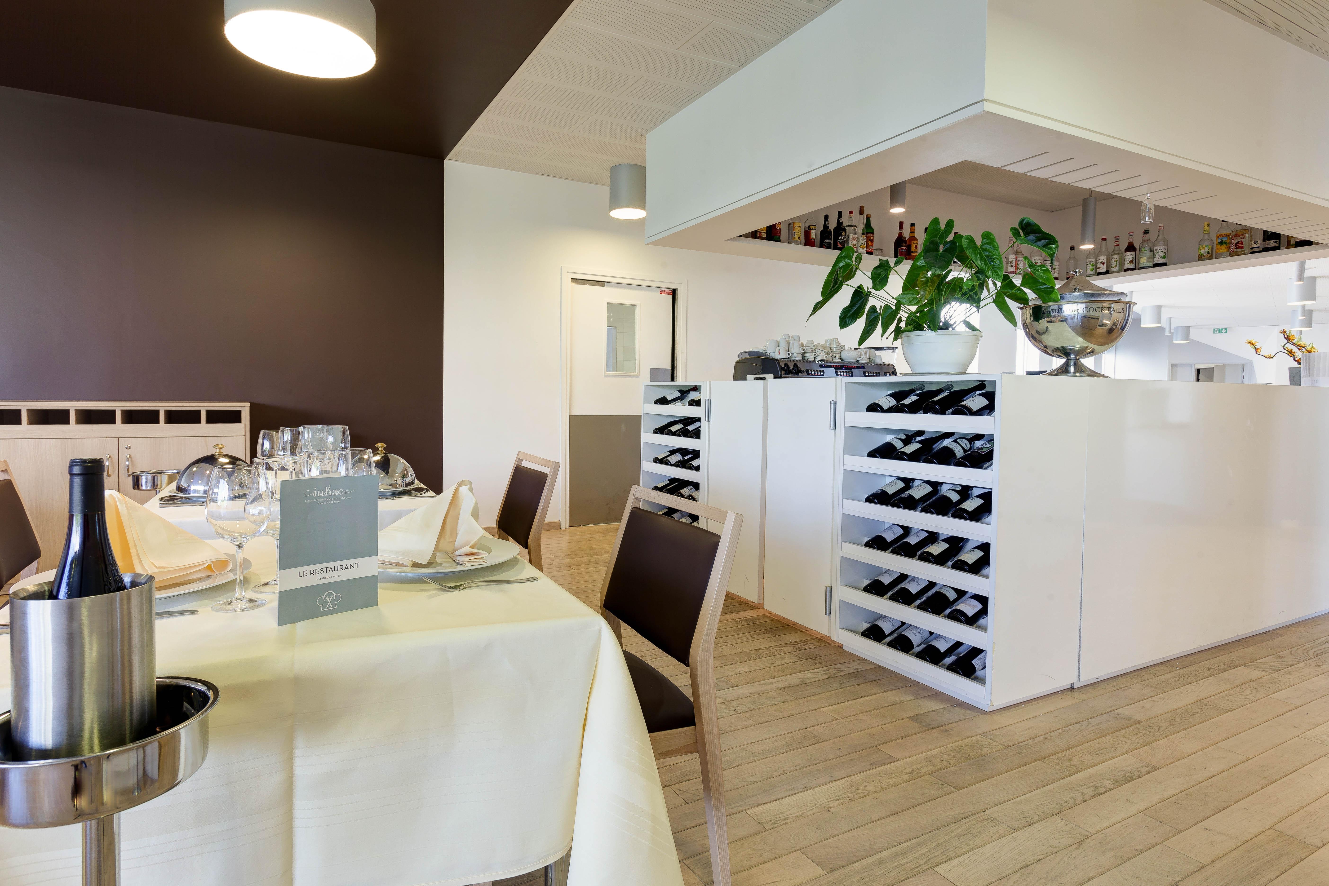 Bon plan un restaurant p dagogique saint gratien inhac groupe ferrandi - Cuisine pedagogique ...