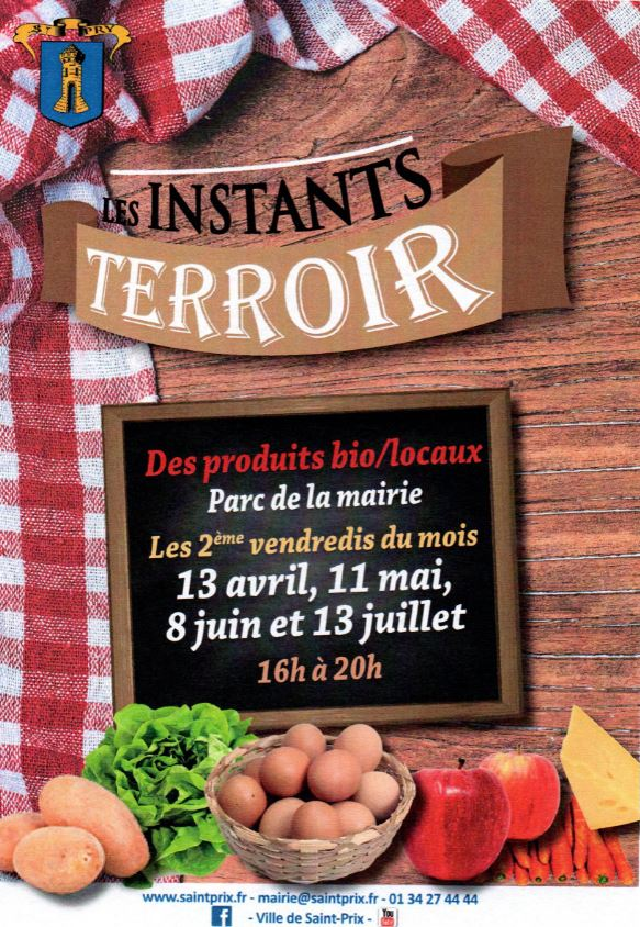 Instants terroir 2018