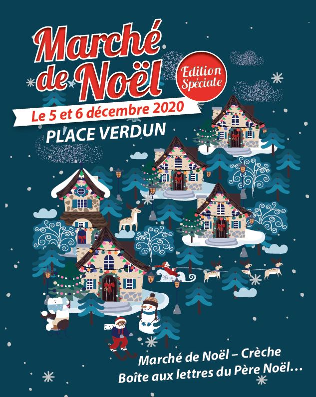 Marché de Noël Taverny - 2020