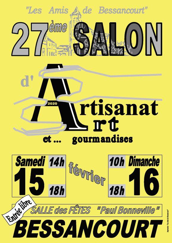 27ème SALON DE L'ARTISANAT à Bessancourt