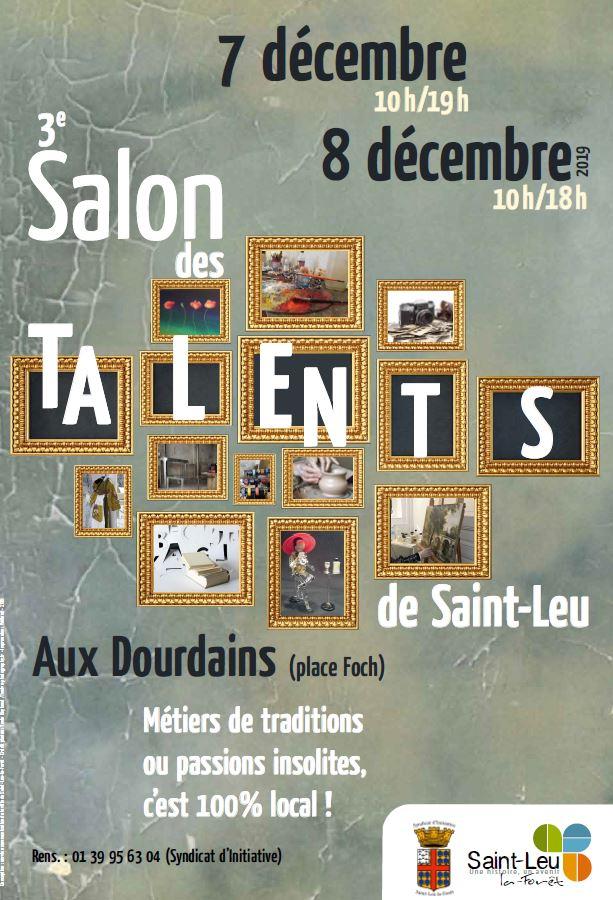 3e Salon des Talents de Saint-Leu-la-Forêt