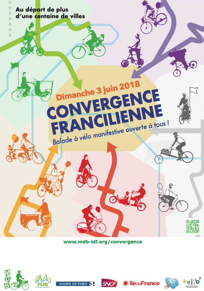 Convergence francilienne 2019