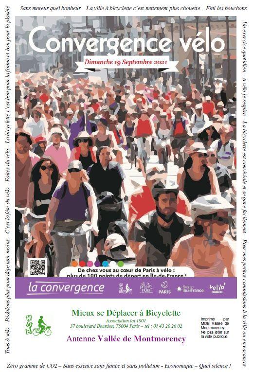 Convergence vélo 2021