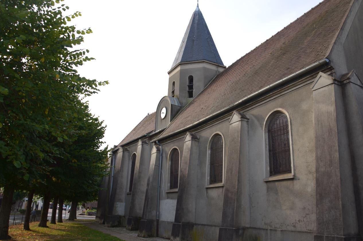 Eglise Sainte-Marie d'Eaubonne