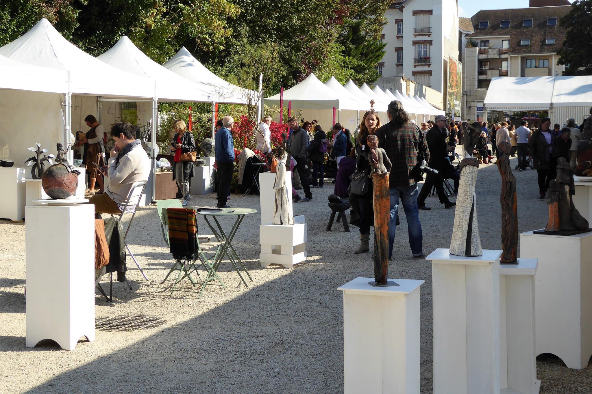Exposition LES CREATEURS au Coeur de Ville