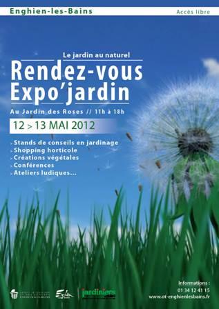 RENDEZ-VOUS EXPO JARDIN à ENGHIEN