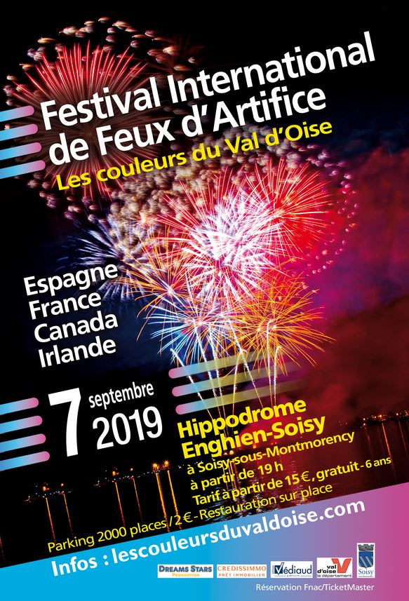 Festival International de Feux d'Artifice 2019