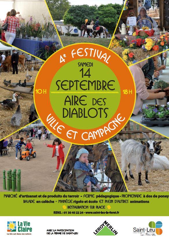 Festival Ville et Campagne à Saint-Leu-la-Forêt - 2019