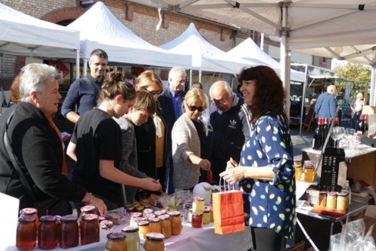 Fête des vendanges à Beauchamp (photo site internet de la ville de Beauchamp)