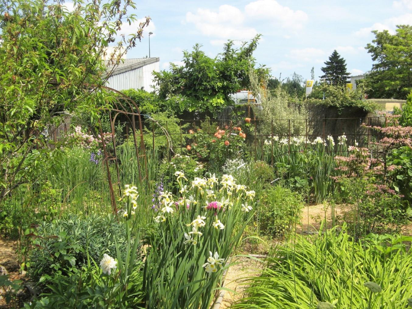Jardin de Monique à Eaubonne