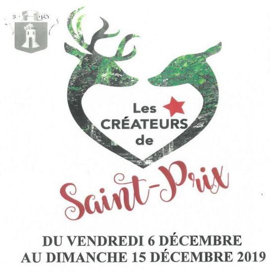 Les Créateurs de Saint-Prix - 2019