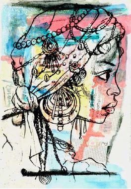 Oeuvre de Lomani Mondonga