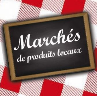 Marché de produits locaux à Saint-Prix