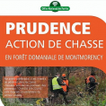 Infos pratiques sur les journées de chasse dans la Forêt de Montmorency