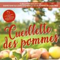 Cueillette des pommes dans les vergers de Saint-Prix.