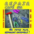 Repair Café à Enghien