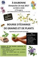 Bourse d'échange de graines et de plants