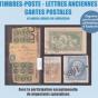 Salon aux timbres-poste, lettres anciennes, cartes postales - ANNULÉ