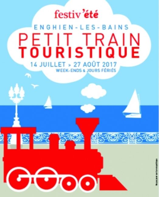 Petit Train touristique 2017