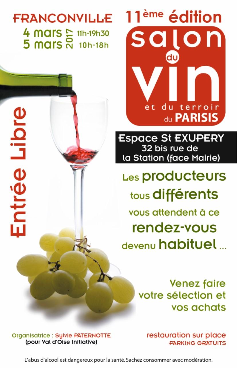 11 me salon du vin et du terroir franconville les 4 et 5 for Salon du vin toulouse 2017