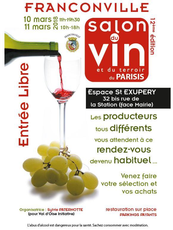 Salon du vin de Franconville 2018