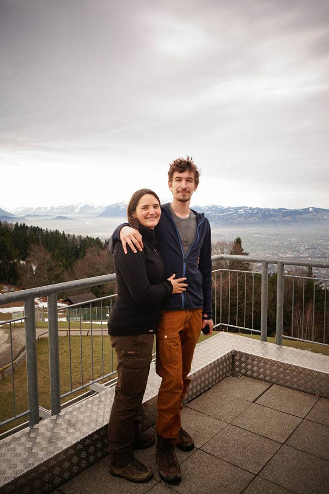 Amélie et Vincent en Autriche