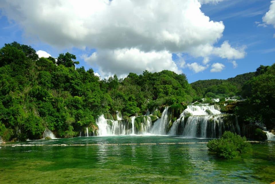 Croatie - Lac de Plitvice