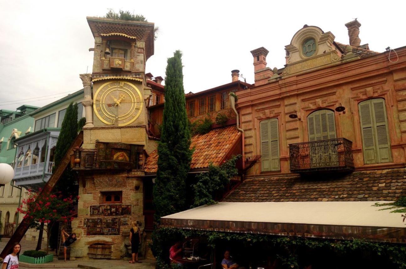 Géorgie - Théâtre de Tbilisi