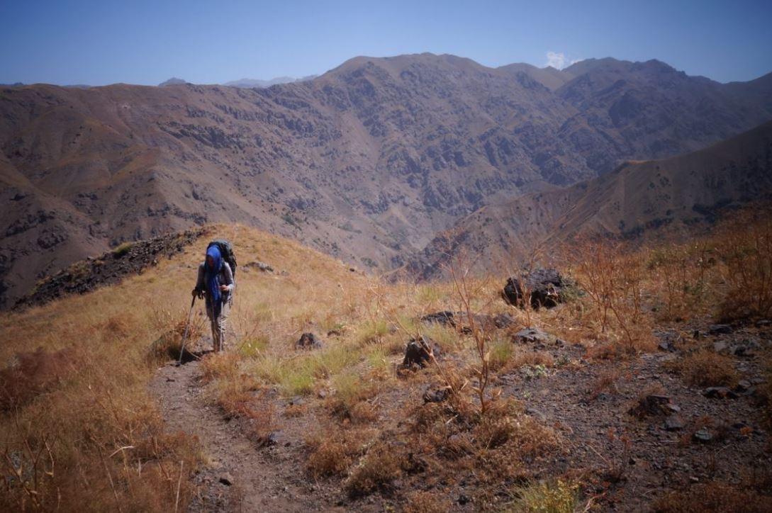 Montagne iranienne