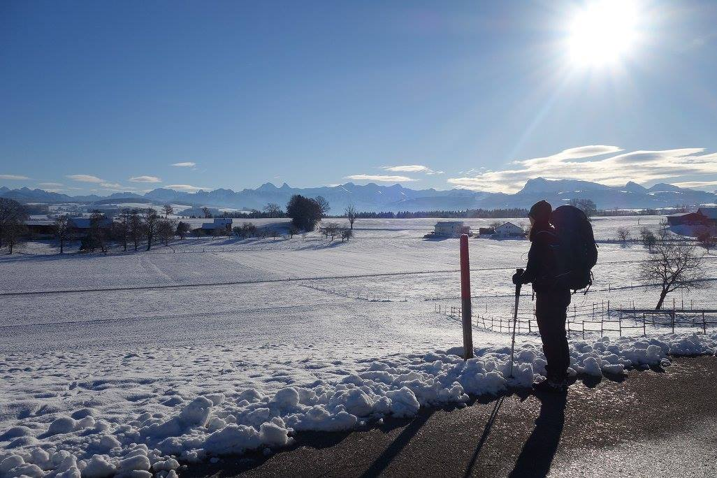 Apprentis Vagabonds - Rencontre avec la neige