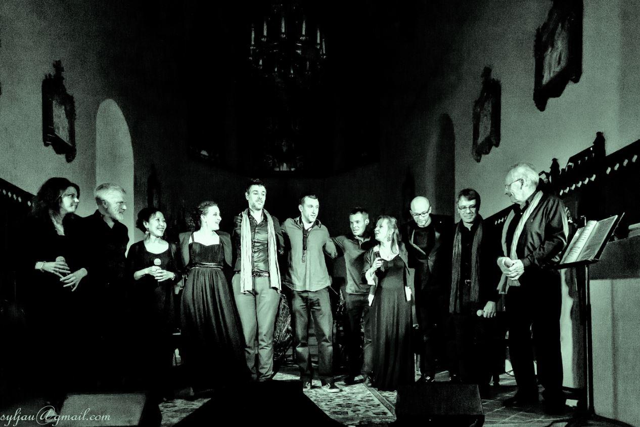 Ensemble gospel PALOMENA