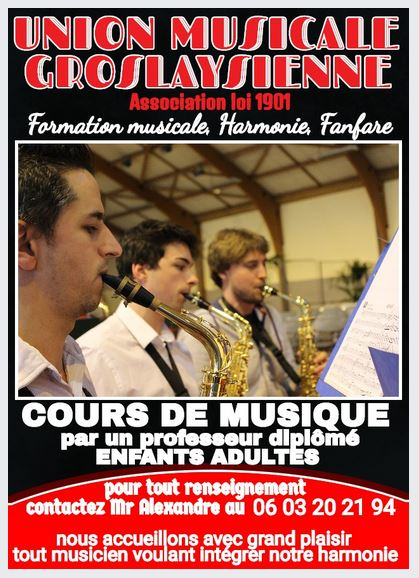 Union Musicale Groslaysienne