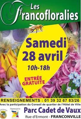 francofloralies de franconvilles 2012