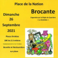 Brocante à Deuil-la-Barre