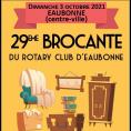 29ème Brocante du Rotary Club d'Eaubonne