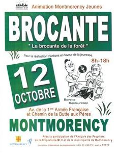 Brocante montmorency 12 octobre 2014 - Journal des brocantes ...