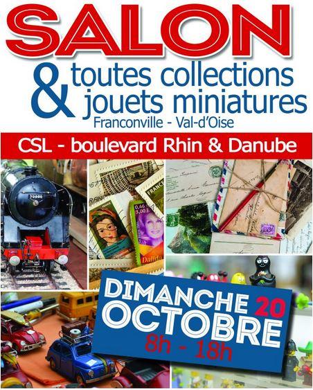 Salon toutes collections et jouets miniatures