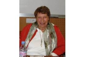 Hommage à Lucienne Rolland, résistante et déportée: elle vient de s'éteindre à 97 ans à Soisy-sous-Montmorency.