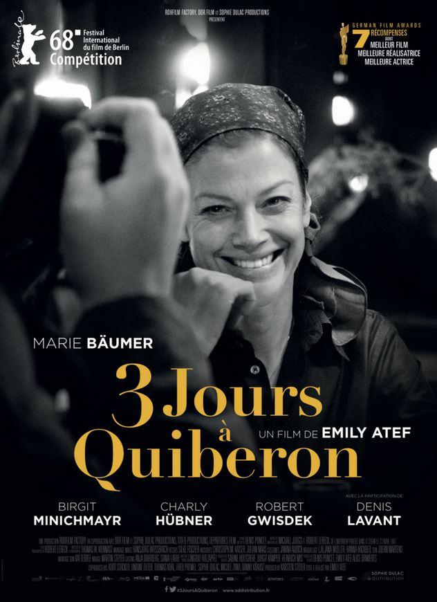3 Jours à Quiberon de Emily Atef