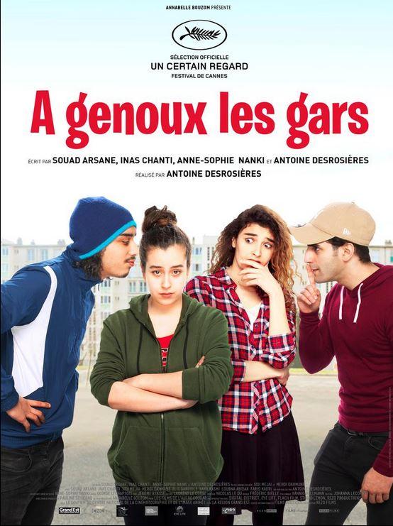 A GENOUX LES GARS de Antoine Desrosières
