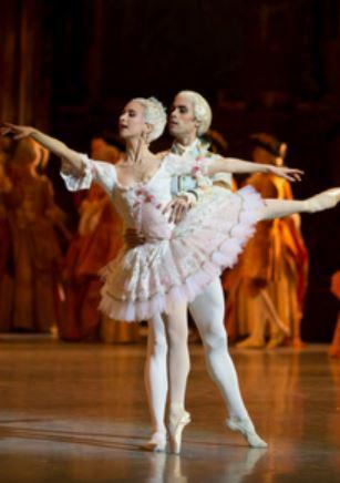 Ciné ballet : La belle au bois dormant