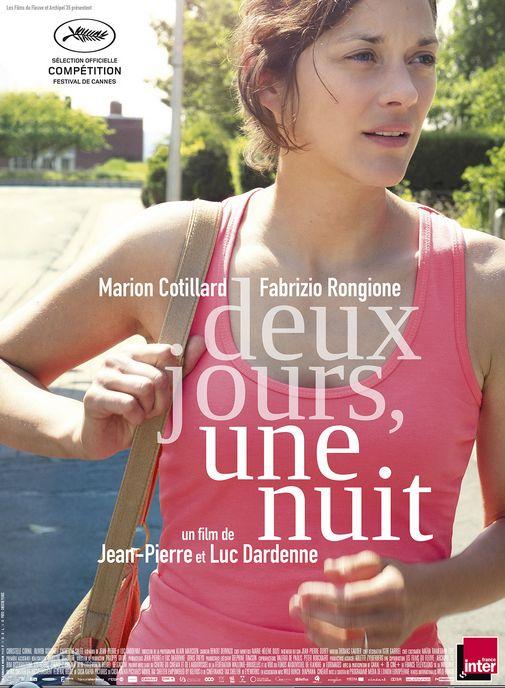 Deux jours, une nuit de Jean-Pierre et Luc Dardenne