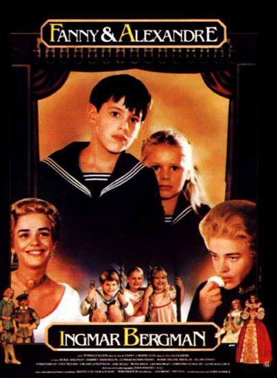 FILM Fanny et Alexandre de Ingmar Bergman