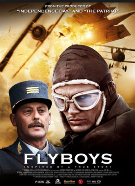 FLYBOYS de Tony Bill