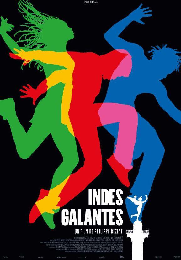 Film INDES GALANTES